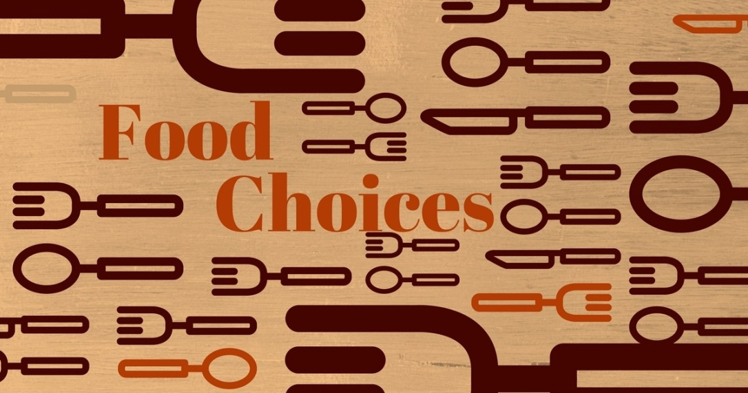 Food Choices Feature Image. Made by Manuel Rubio Using Canva.com