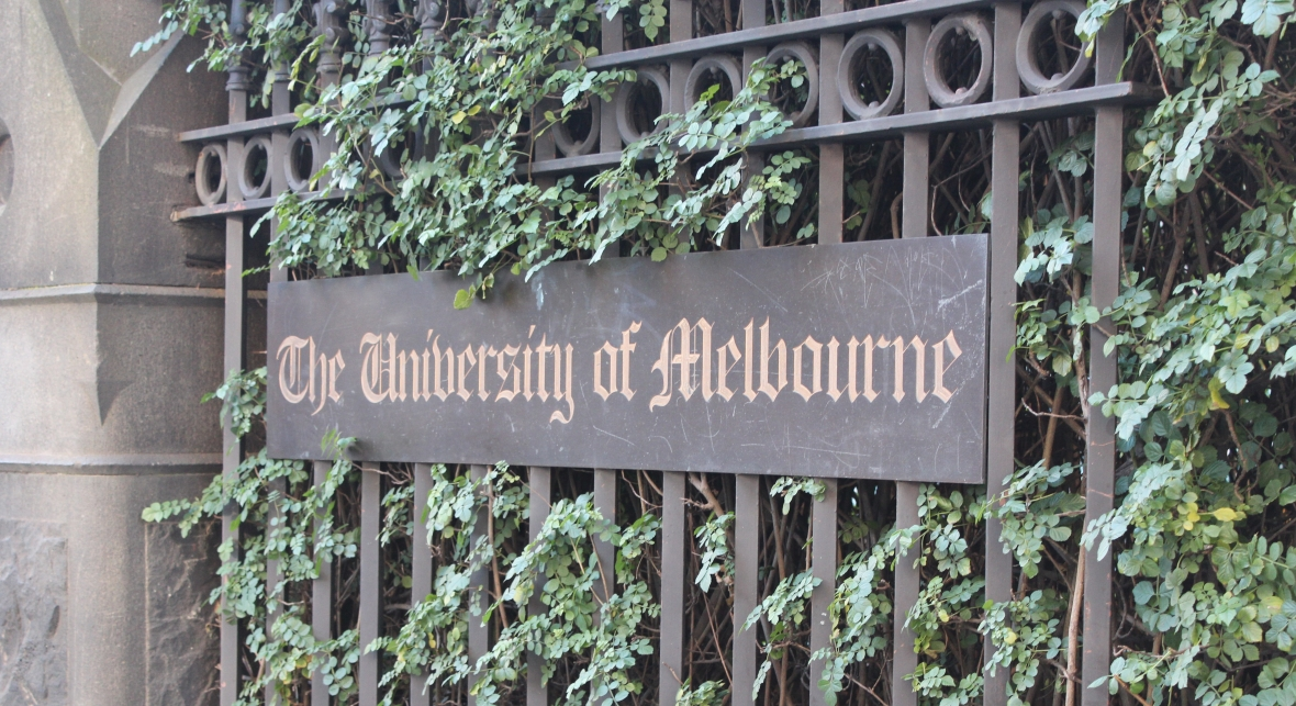 University of Melbourne.